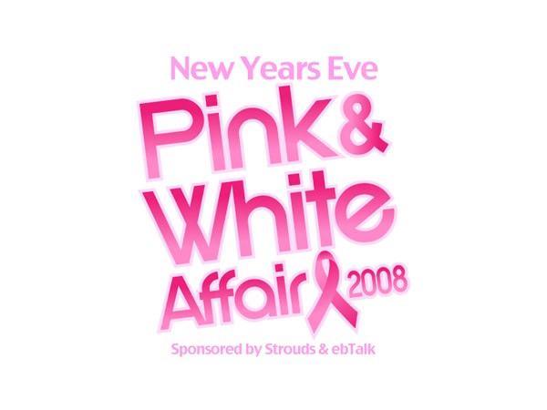 Pink & White Affair