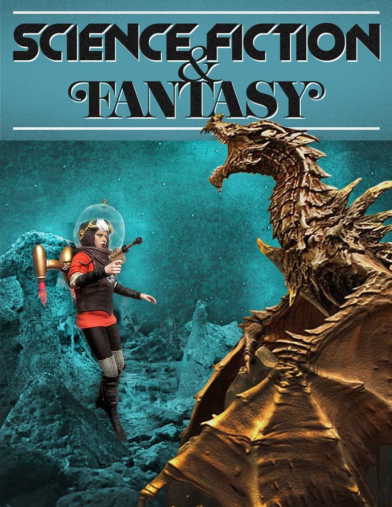 Science Fiction & Fantasy Poster