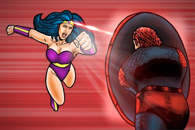 Super Hero Battle 2