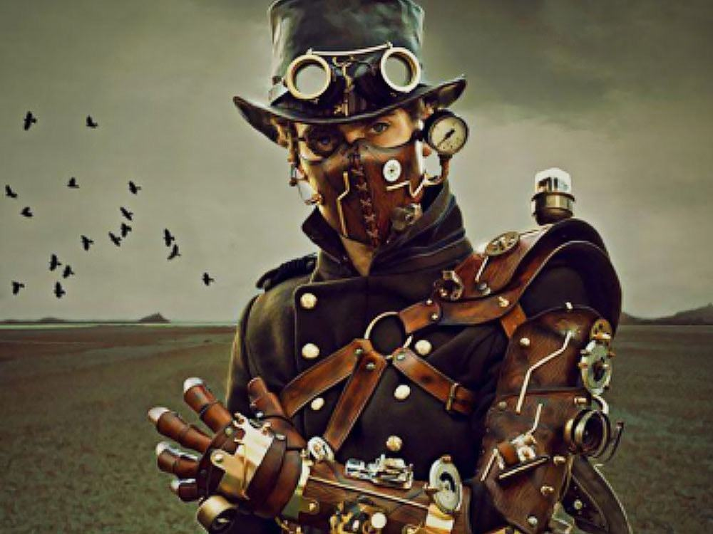 Steampunk 101: Mostly Everything You Need to Know About Steampunk