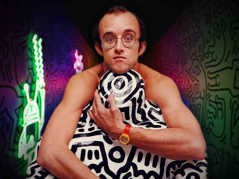 Keith Haring 101: Mostly Everything You Need to Know About the Famed Street Artist