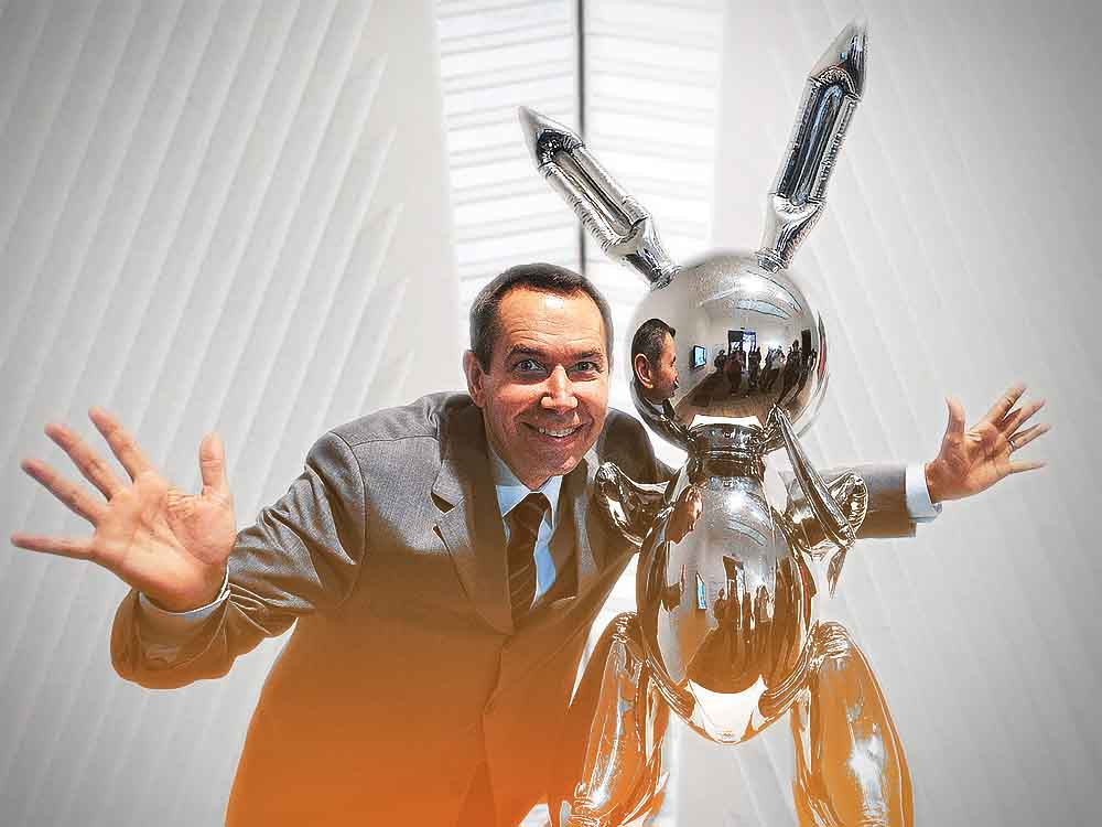 Jeff Koons 101: Mostly Everything You Need To Know About The American Artist